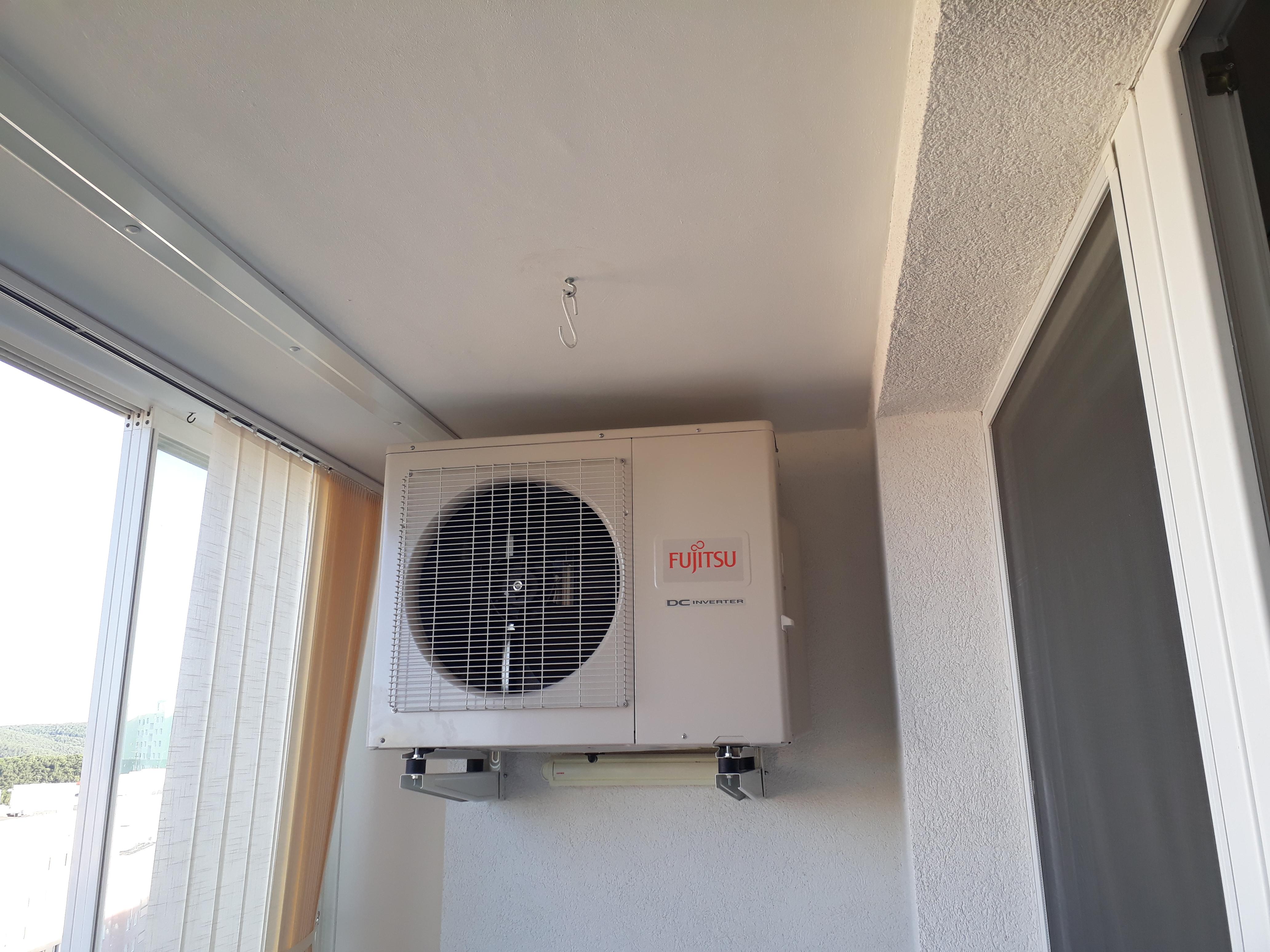 Klimatizace do bytu cena